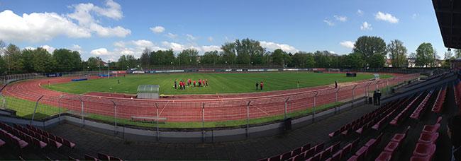 Ludwig-Jahn Stadion